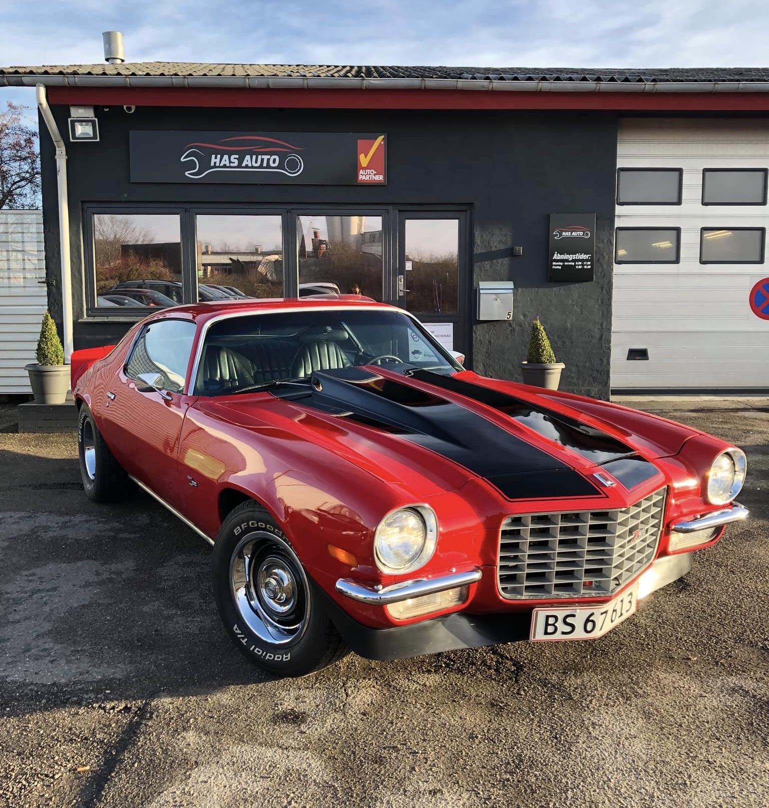 Chevrolet camaro 5,7 1973